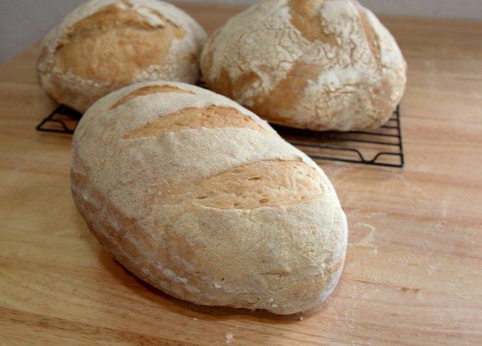 Dan's Sourdough Bread