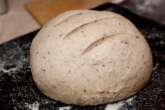 NY Deli Style Rye Bread from Scratch!