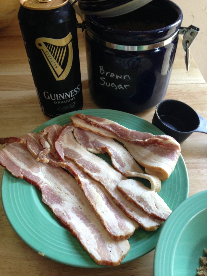 Guinness Bacon!