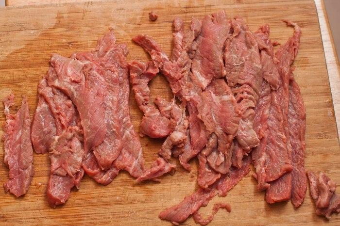 Beef Jerky from Scratch!