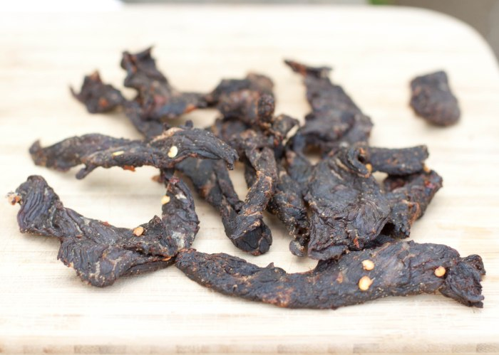 Beef Jerky from Scratch: Directions with or without a food dehydrator