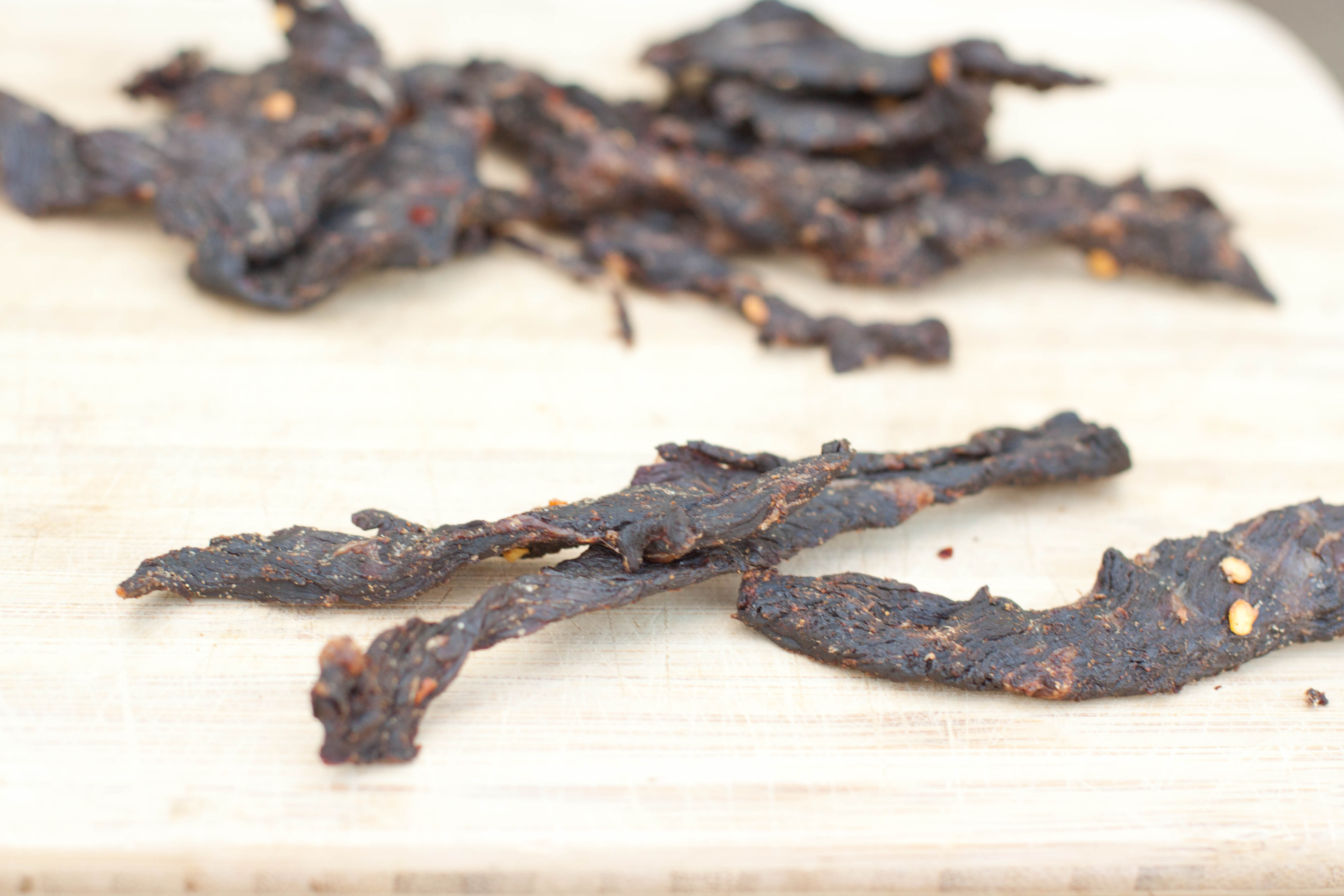 Alton Brown S Beef Jerky Served From Scratch