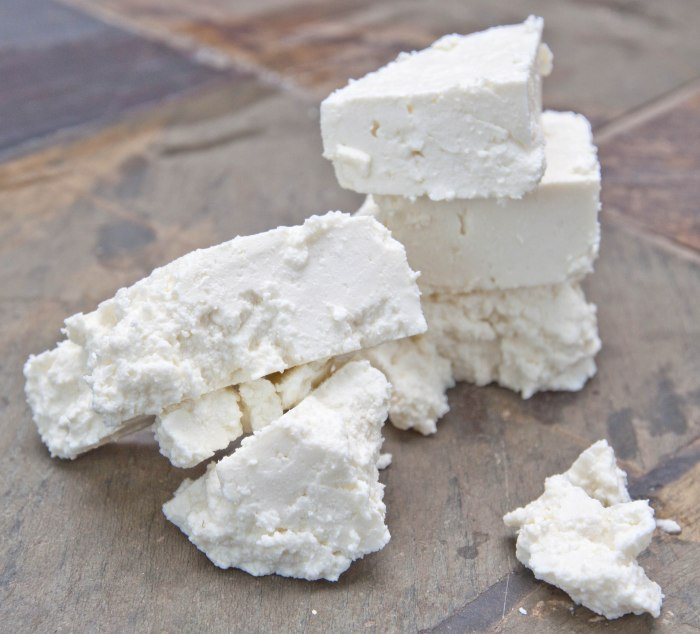 Did you know you can make your own Feta Cheese From Scratch?! It's a labor of love, but so incredibly worth it!